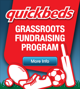 Quickbeds Grass Roots - Support the Gators